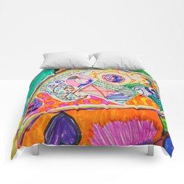 Pop Up Art Comforters