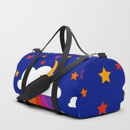 Starry Sky Duffle Bag