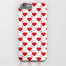 Hearts Galore! iPhone 6s Slim Case