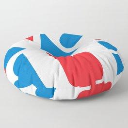 VOTE Square Floor Pillow
