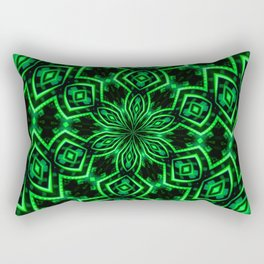 Rave Explosive Rectangular Pillow