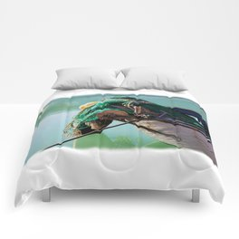 Fishing boat Comforters