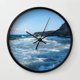 isla mujeres punta sur Wall Clock