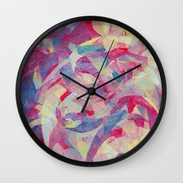 In Sanity Wall Clock