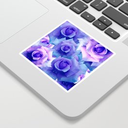 Bouquet de fleur Sticker