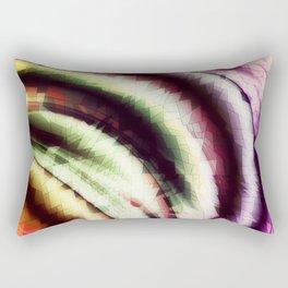 Graphically Rectangular Pillow