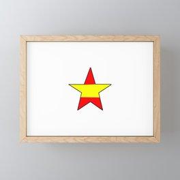 Flag of spain 12-spain,espana, spanish,plus ultra,espanol,Castellano,Madrid,Barcelona Framed Mini Art Print