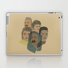 Arabian Nights Portraits Laptop & iPad Skin