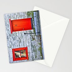 Winchester Red Door Stationery Cards