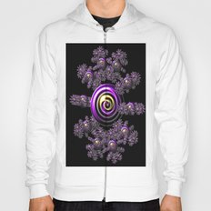 Floral Spirals Hoody