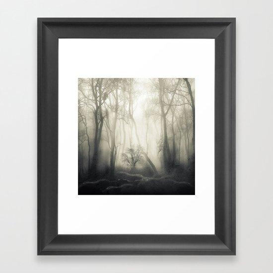 These Dreams... Framed Art Print