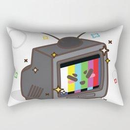 Your First TV Rectangular Pillow
