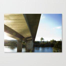 Urban paradise Canvas Print