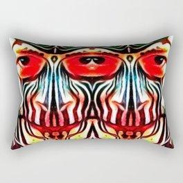 Double Damon Rectangular Pillow