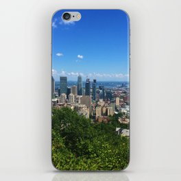 montreal • photography iPhone Skin