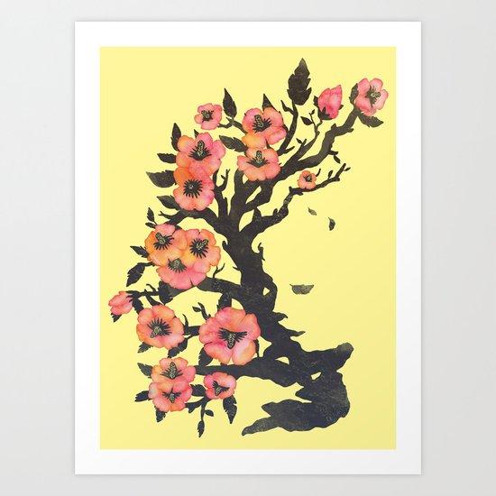 Cherise Art Print