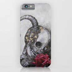 Rose Tattoo Slim Case iPhone 6s