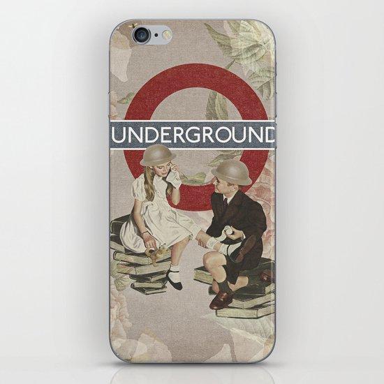The Underground iPhone & iPod Skin