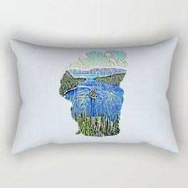 Emerald Bay Rectangular Pillow
