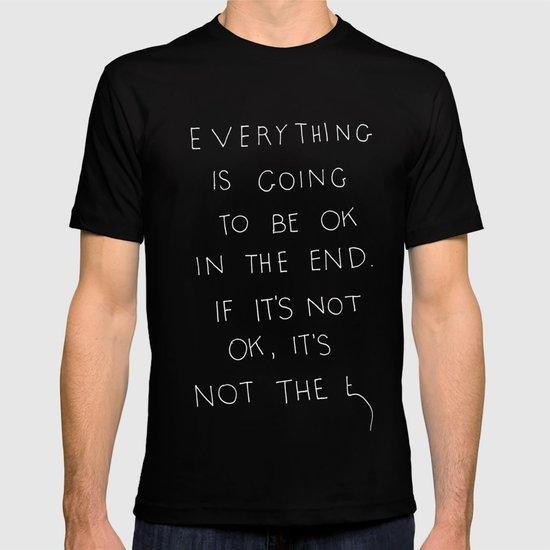 It Is OK T-shirt