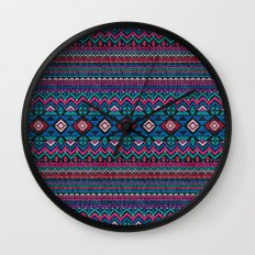 Aztec Forever Wall Clock