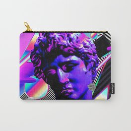Sad Statue Poster Carry-All Pouch