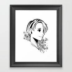 Viktor Framed Art Print