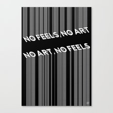 FEELS Canvas Print