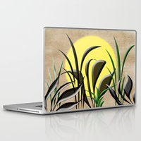 serenity Laptop & iPad Skins featuring Serenity by Judith Lee Folde Photography & Art