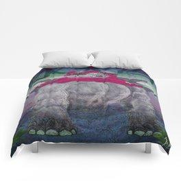 Guardian of the Suiten-gu  Comforters