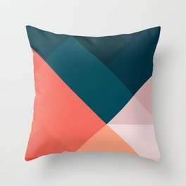 Geometric 1708 Throw Pillow