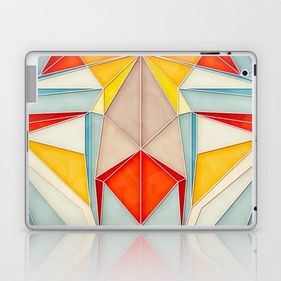 Everything is Fine Laptop & iPad Skin