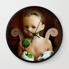 The Balance. Wall Clock