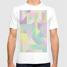 without lies  Mens Fitted Tee White MEDIUM