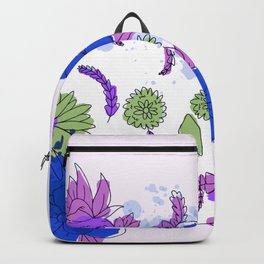 Flower Power Anytime Backpack