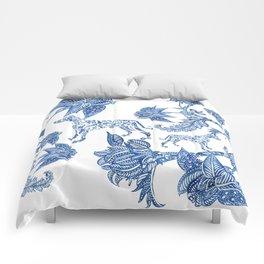 BLUE BATIK WEIMS Comforters