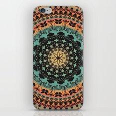 Sunset Desert Mandala iPhone & iPod Skin