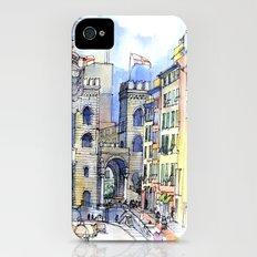 Porta Soprana Slim Case iPhone (4, 4s)
