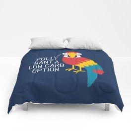 Puttin' off the Ritz Comforters