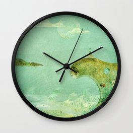 Forever Sheltered Wall Clock