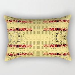 Ronin Stomp Rectangular Pillow