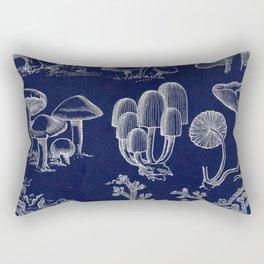 Fungus And Lichen Chart Rectangular Pillow