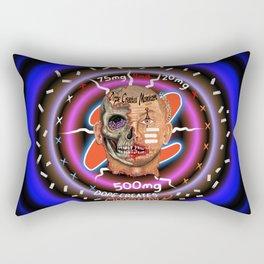 Dope Creates Monsters #3 Rectangular Pillow