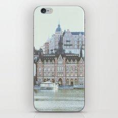 Gamla Stan iPhone & iPod Skin