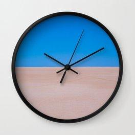 Lake Torrens Wall Clock