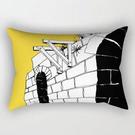 TUNNELS Rectangular Pillow
