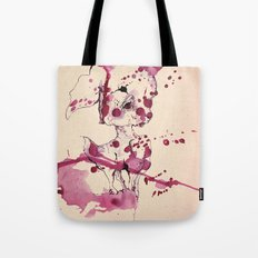 Spotted kitty fawn Tote Bag