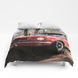 Classic Muscle Car Comforters
