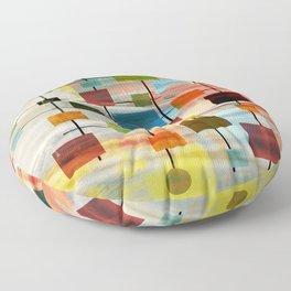 MidMod Graffiti 4.0 Floor Pillow