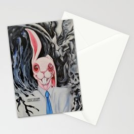 The Tester of Toxicity Stationery Cards